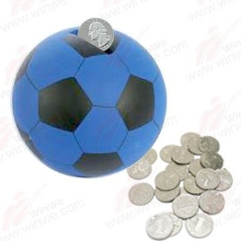 Football shape Money Box