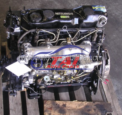 FOR MITSUBISHI USED ORININAL ENGINE 4D33 4D34 4D35