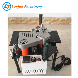 Woodworking Machinery Double Side Gluing FC2001S Upgraded Model Portable Edgebander Edge bander Edgebanding Machine