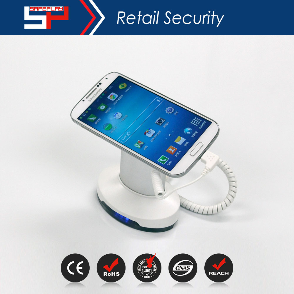 ONTIMESP2102 eas anti-theft alarm lock mobile phone security display