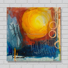 Famous abstract oil paintings picture on canvas