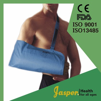 JASPER Orthopedic Cotton Nylon Medical Pouch Arm Sling