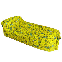 Lazy Sofa Portable Air Beds Sleeping Sofa Couch for Travelling
