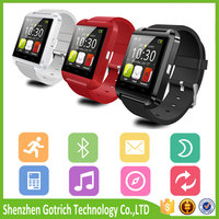 2016 new smart watch sport wristwatch android smart watch and bluetooth smart bracelet health tracker