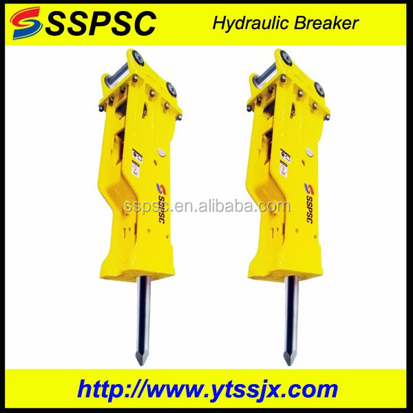 Aesthetic appearance hot sale super quality hydraulic breaker wrench