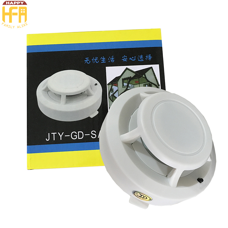 Sensor Wireless Smoke <strong>Alarm</strong> 90DB Smoke Fire Detectors High Sensitivity Fire Prevention Qualified Eco Friendly Durable