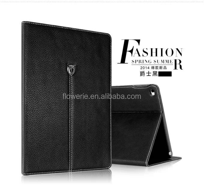 FL3502 XUNDD noble Slim Thin Fashion Flip Leather Stand Case with wallet Cover For ipad mini 3