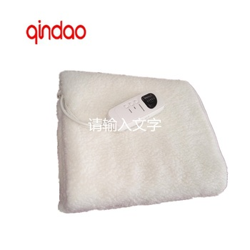 bedroom heater soft fleece synthetic wool Electric heating blanket 220V