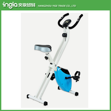 Home Cycling Magnetic Trainer Fitness Stationary Machine Folding Exercise Bike