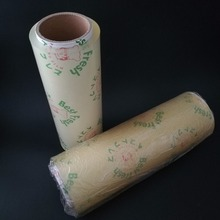 Easily Coverpe PVC Colored Plastic Wrap For Food Factory Direct Sale