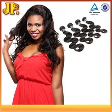 JP Natural Colour Raw 100% Peruvian Body Wave Braiding Human Hair