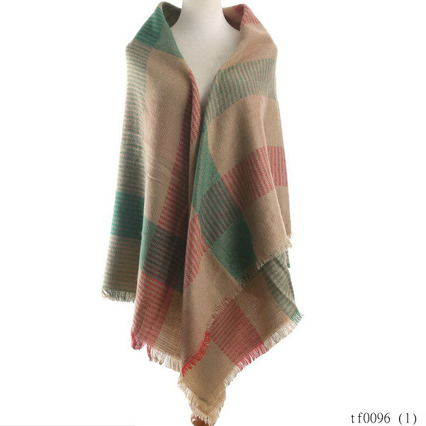 Fall womens fashion modern scarf wide shawl