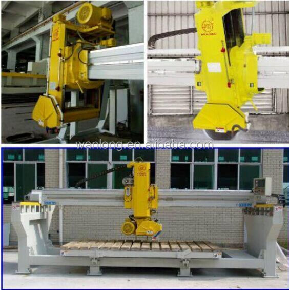 China fine STONE cnc router granite bridge saw/stone engraving machine