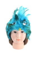 Fashion Party Feather Headdress with Kids