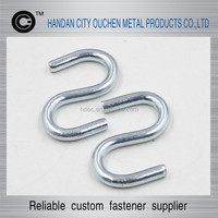 Good Quality Metal Flat S Hook