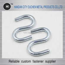 Good Quality Metal Flat S Hook for Hanging