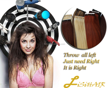 Unprocessed Virgin Remy Double Drawn Electric Hair Straightening Comb