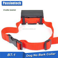 Rechargeable waterproof dogs application electric barking controller