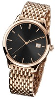 highest quality 24k gold japan movt watches quartz watch for masculine