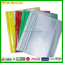 PP Translucent File Folder, Plastic A4 Format Report Files