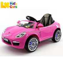 New hot sale parenting remote control Kids Ride On car Children electric toy car