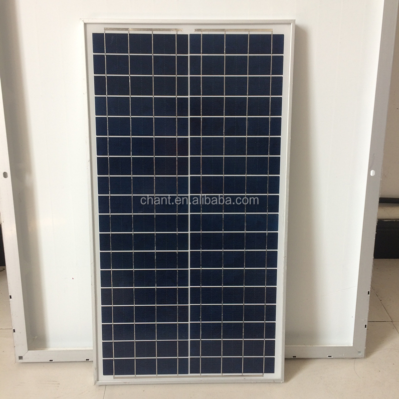 Higher quality best price 60w poly solar panel