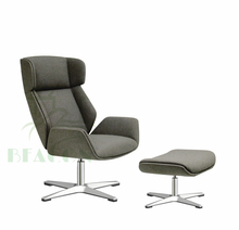 Modern reclining chair with ottoman for home/office wholesale