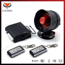 Factory hot sale vision car alarm system universal remote car alarm