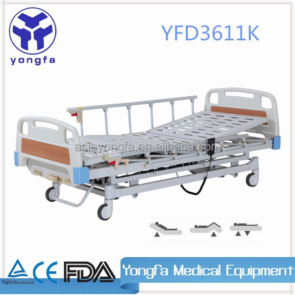 YFD3611K Three Function electric bed motors
