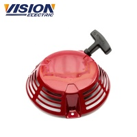 High Quality Generator Parts Red Recoil Starter for GX160