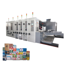 GIGA LX 308N Corrugated Carton Pizza Box Printing Machine