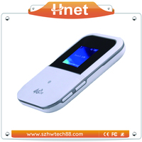 hotselling 4g wifi router 1.5 inches smart OLED 4G LTE mobile phone Wireless router