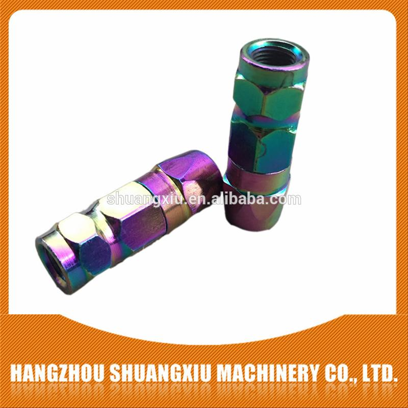 flat head excavator grease niple coupler