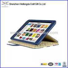 For iPad mini Real Leather Case Luxury Belt Clip Case for iPad mini