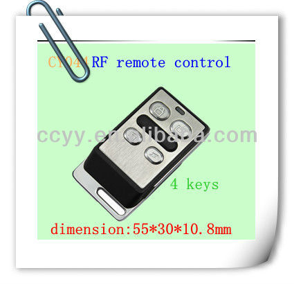 hot brand new made for you remote control manual,rf remote control