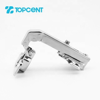 180 degree mepla kitchen hardware self locking corner cabinet concealed angle hinge