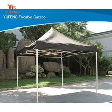portable PVC coated gazebo for garden