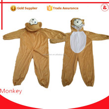 sexy adult boots monkey mascot costumes kids animal monkey costume for party