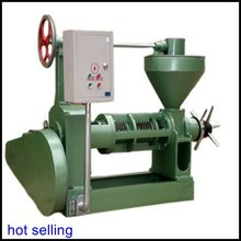Low invest sunflower hemp seed screw oil press