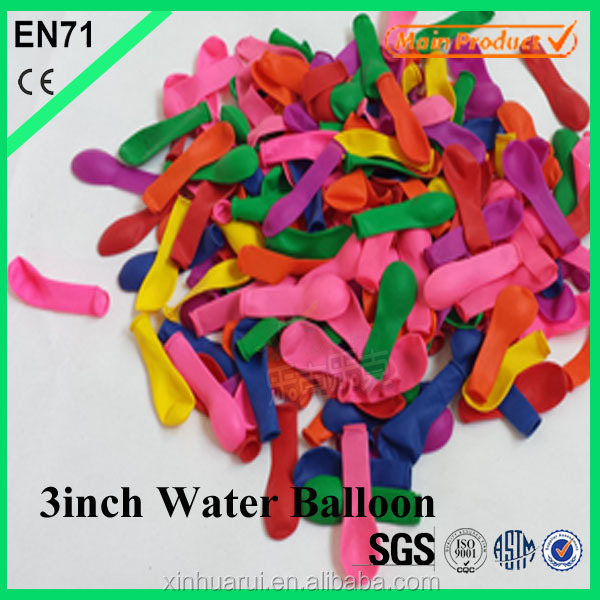 Cheap Big Water Bomb Ballons Price Promotional Water Balloon