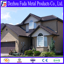 Nigeria Popular Stone Coated Metal Roof Tile Factory Nigeria Color Coated Metal Roof Tile Machine