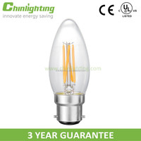 C35 dimmable led lights hot sales c35 led christmas candle lights