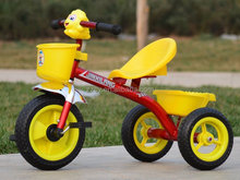 classic model easy taking tricycle for children from china manufacture