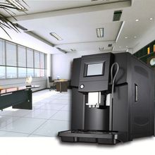 Top 3.5' touch screen espresso super automatic restaurant espresso machine