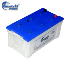 High Quality Korean 12V 220Ah Dry Charged Car Battery