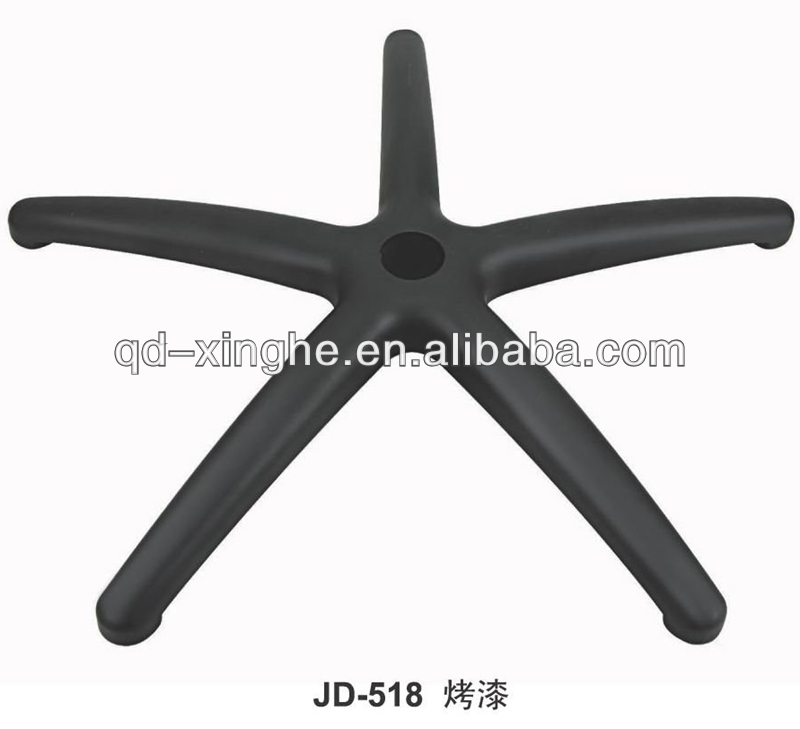 aluminum die casting chair base