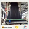 USA GRI-GM13 standard ASTM double side smooth HDPE geomembrane 0.4mm