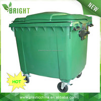 plastic rubbish bin trash cans heavy duty plastic storage containers trash cans