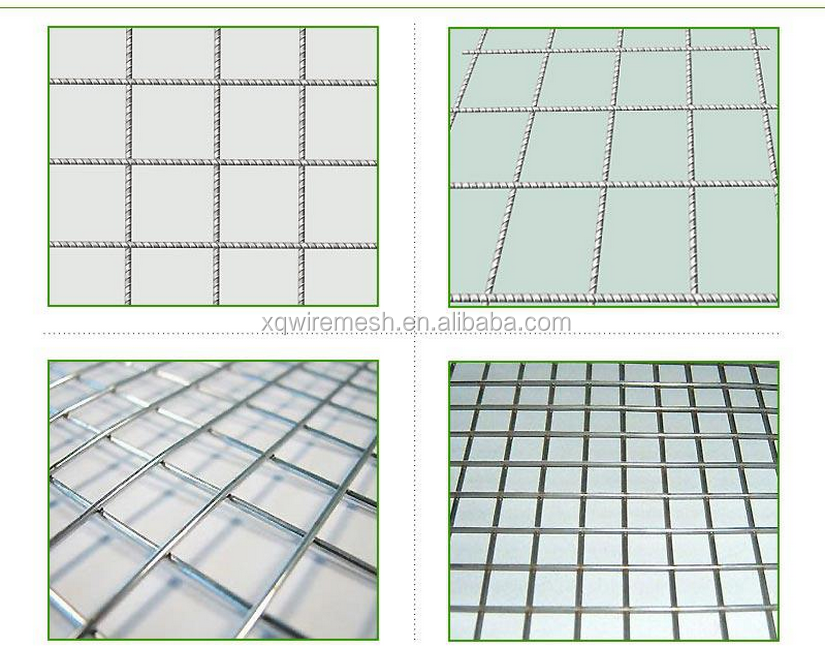 New products 2016 Hot Sale galvanized welded wire mesh panel