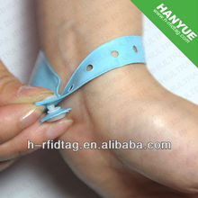 hospital events RFID wristband for baby management from original manufacturer